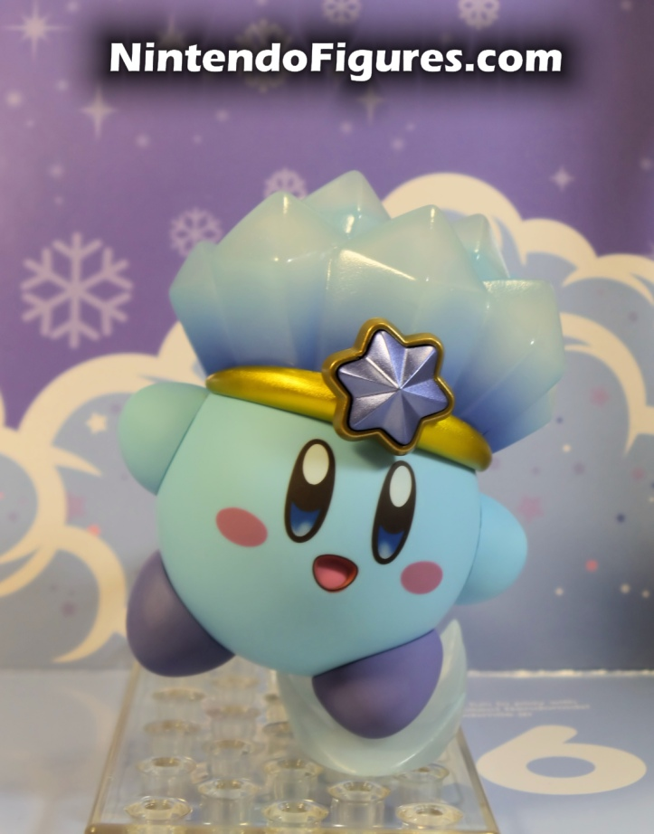 Ice Kirby Nendoroid Nintendo Good Smile Company Ice Crown and Skating