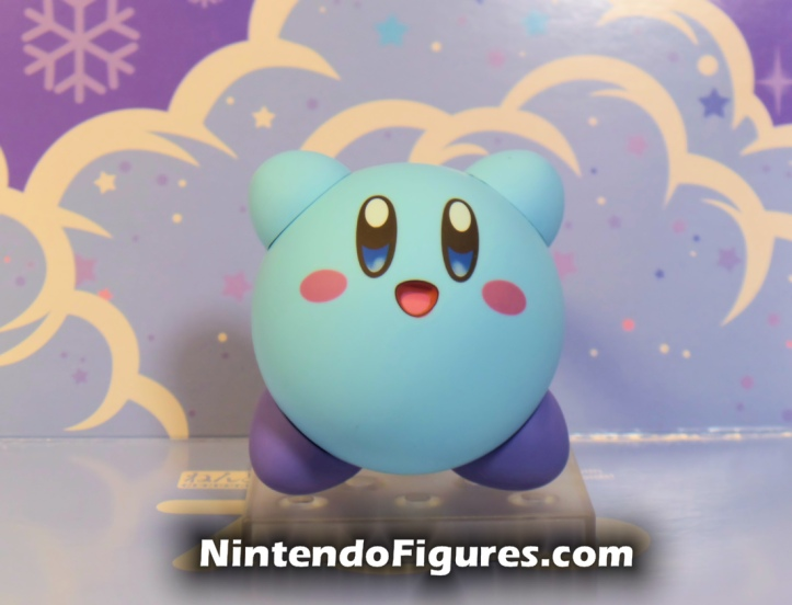Ice Kirby Nendoroid Nintendo Good Smile Company No Accessories Pose