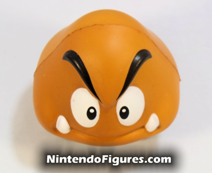 Super Mario Squishies World of Nintendo Jakks Pacific Blind Bag Goomba Top