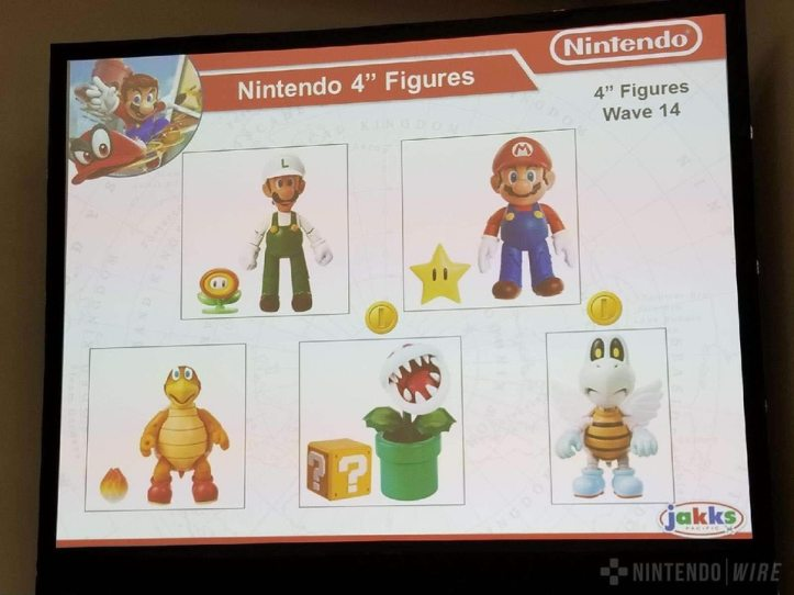 World of Nintendo 4 Inch Figures Wave 14 Preview