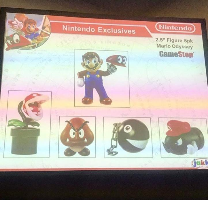 World of Nintendo GameStop Exclusive 2.5 Preview