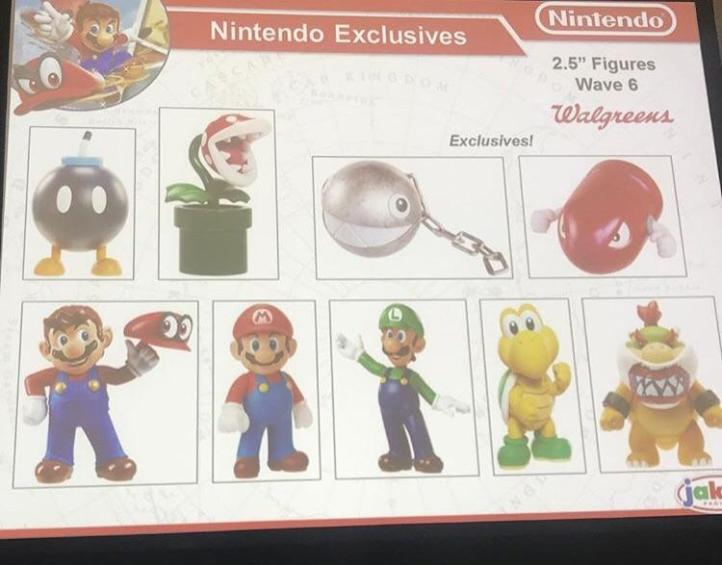 World of Nintendo Walgreens Exclusive 2.5 Preview