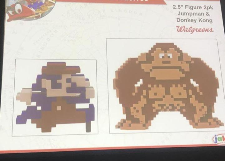 World of Nintendo Walgreens Exclusive Jumpman and Donkey Kong 2.5 Preview